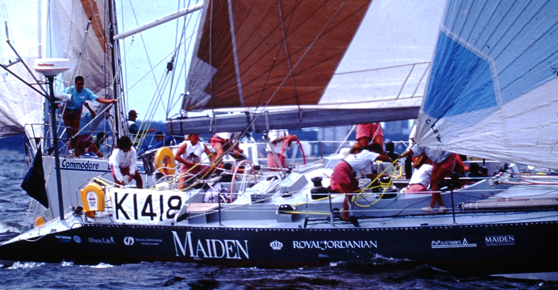 Maiden-On-The-Sea
